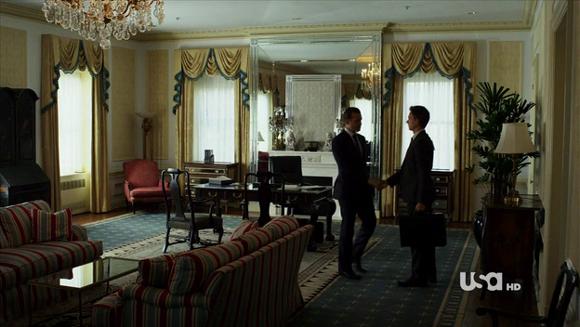 Suits - 1x01