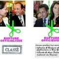Le couple presidentiel va divorcer?