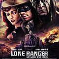 Lone ranger, trop d'histoires dans l'histoire ! (2013)