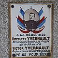 Yvernault victor (crevant) + 28/07/1919 saumur (49)