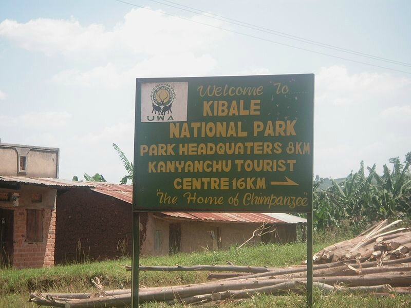 PARC NATIONAL DE KIBALE