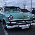 Ford customline 4door sedan 1954