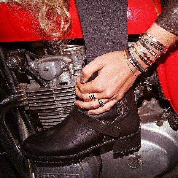 bracelet-chaine-croix-en-argent