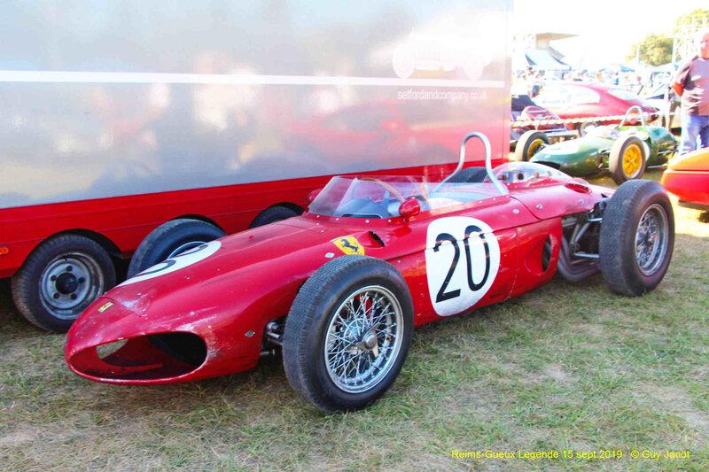 Ferrari 156 F1 1961