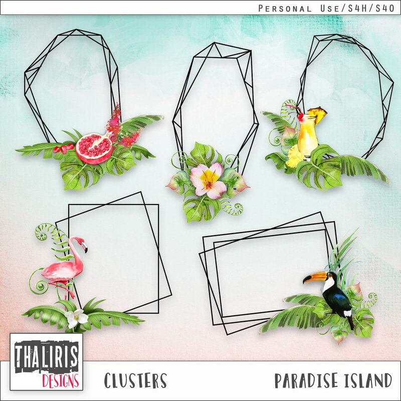 THLD-ParadiseIsland-Clusters-pv