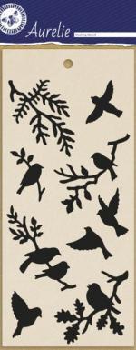aurelie-birds-1-masking-stencil-aums1005