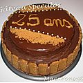 Gâteau Spéculos 6