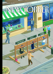 The New Yorker june