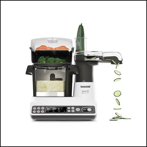 kenwood robot cuiseur 4
