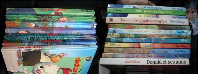 Livre Disney Les Creations Ccc80