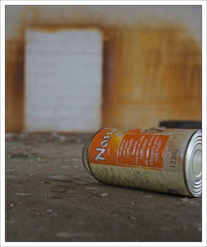 ville Ferbien boite conserve trace porte mur 220214