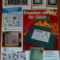 Ouvrages broderie n° 42