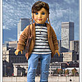 Nouveau jeans et cardigan pour grace - new jeans and cardigan for grace