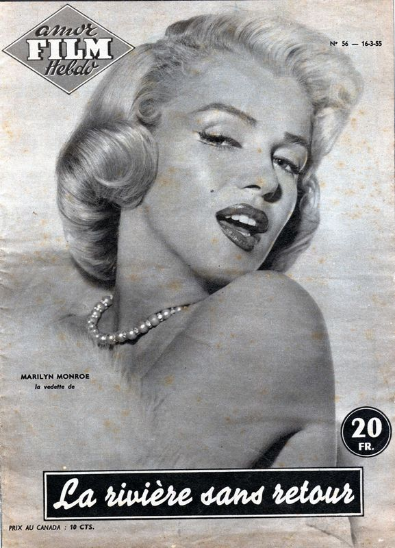 amorFILM hebdo 1955