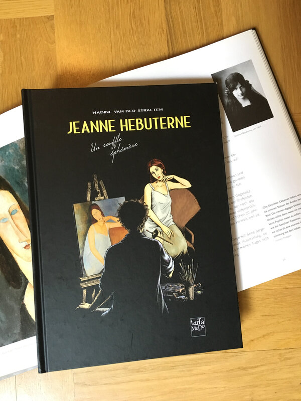Jeanne Hébuterne - Un souffle éphémère