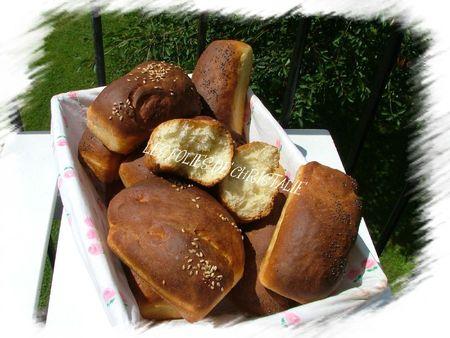 Petits pains au yaourt 6