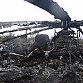 Ukraune europe: les indépendantistes abattent un septieme hélicoptère nazi bombardant des civils