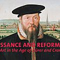 Exhibition brings to los angeles some of the greatest achievements of german renaissance art