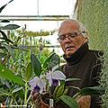 Retour sur la visite de l'orchidium dans le loir et cher