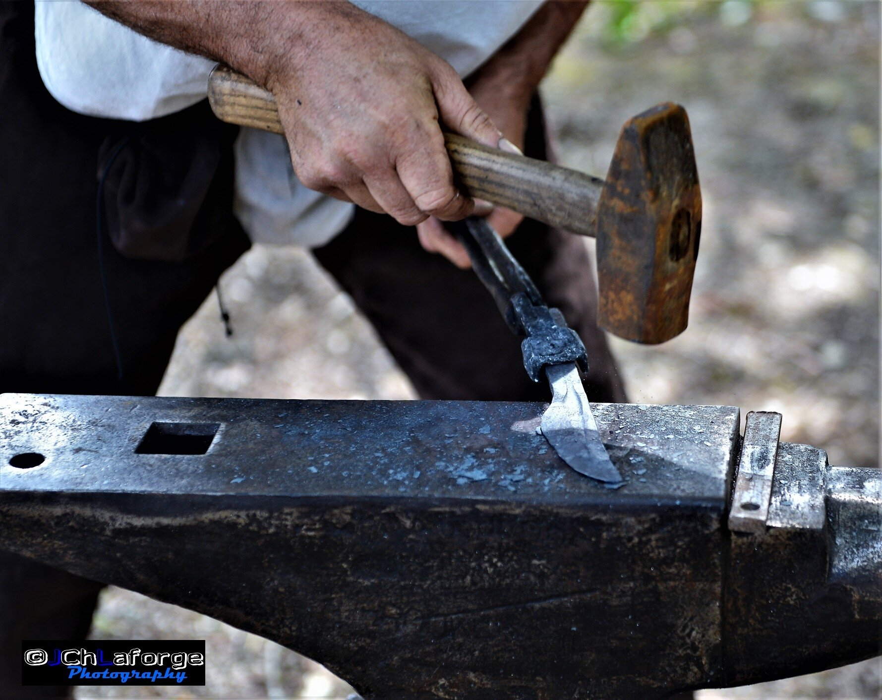 Les métallurgistes de Etouars.