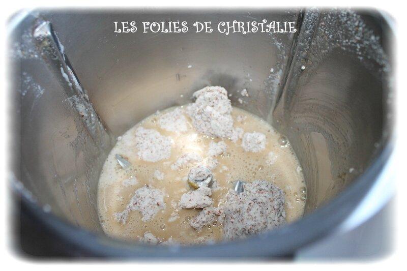 Muffins okara pepites 6