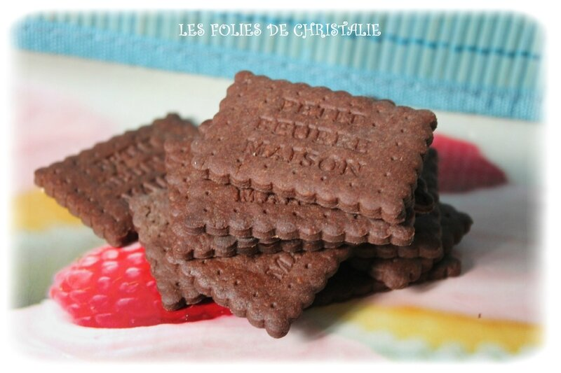Petits beurre cacao 10