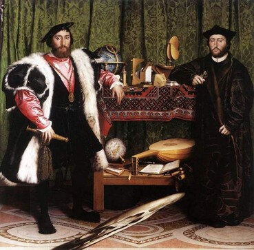 holbein-les-ambassadeurs-1533-londres-the-national-gallery