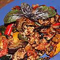 Legumes du soleil a la viande