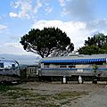 Manses, Belrepayre airstream trailer park, accueil