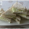 Sandwichs anglais