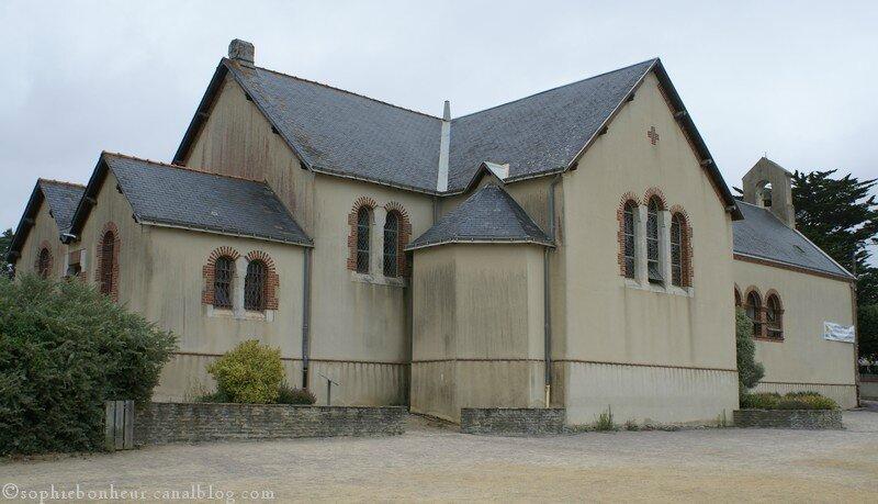 Préfailles Chapelle