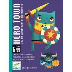 Boutique jeux de société - Pontivy - morbihan - ludis factory - Hero town