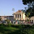 Croatie, Zagreb, la gare