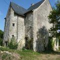 Abbaye de bellebranche à saint-brice