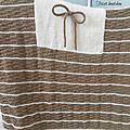 Couverture bébé laine