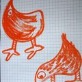 poule or pigeon?