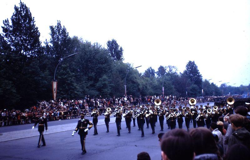 035 Défil-Inter-Alliés Berlin 13-05-1972 USA 298° Musique de L'Armée Américaine