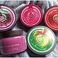 Haul the body shop (soldes) ~ aroma-zone ~ lush ~ ma boutique o naturel.