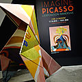 Imagine picasso : une immersion magique dans l'oeuvre du grand pablo