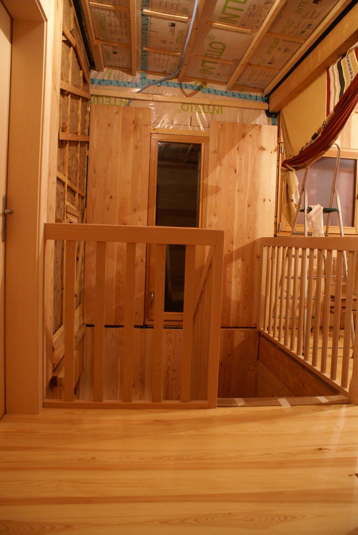 Huile Pour Escalier Hetre l'escalier en hêtre - maison faivre moulenes