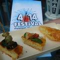 4-14 festival à dijon en juillet