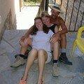Eric, Anna et Maria-Auberge de Trabadelo