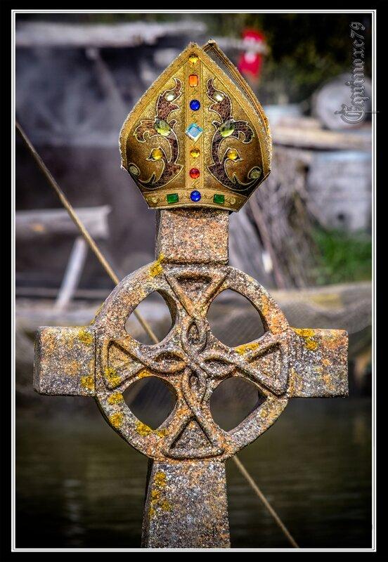 Le drakkar et la croix - La conversion des Vikings - histoire -Puy du Fou (1)