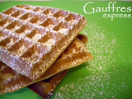 gauffres express blog