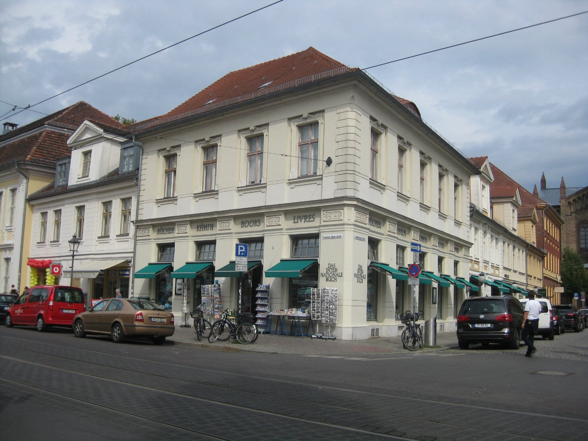Librairie Potsdam 1