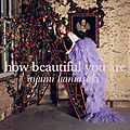 Cover hq du single how beautiful you are