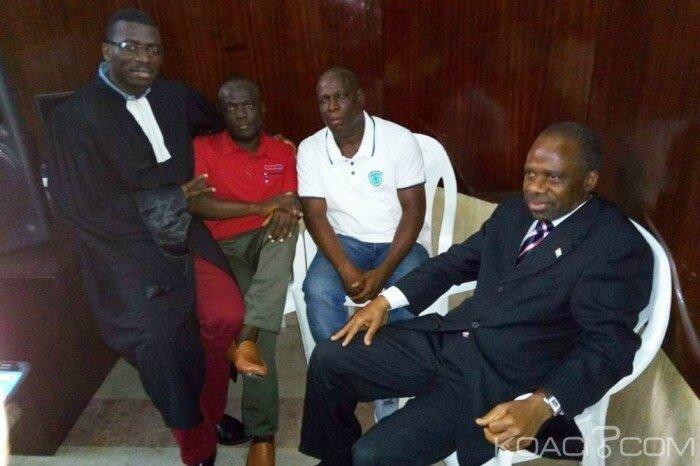 Le seul crime que j'ai commis et j'assume,c'est d'avoir organisé le congrès de Mama qui porte Laurent Gbagbo a la tête du parti