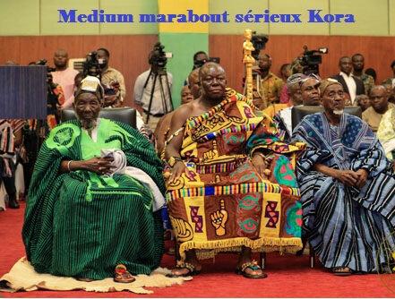 Grand Maitre marabout AYAO RECONNU UN PEU PARTOUT DANS LE MONDE