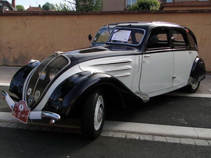 Peugeot 402 Limousine 1937 Oldiesfan67 Quot Mon Blog Auto Quot
