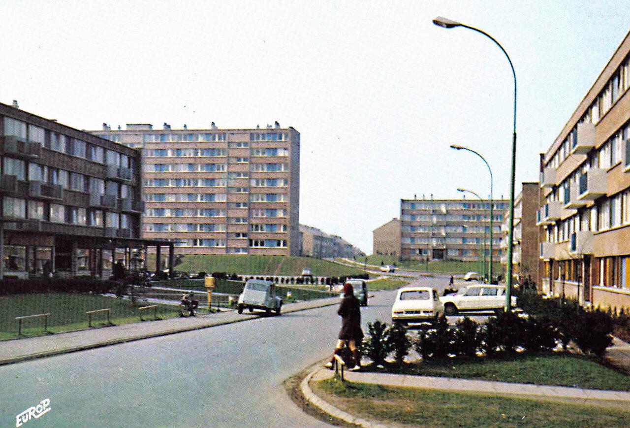 Marly, agglomération de Valenciennes